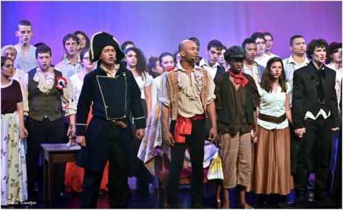 Les Misérables 2016