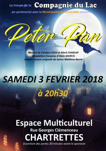 Affiche Chartrettes 2018